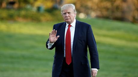 U.S. President Donald Trump. ©Joshua Roberts