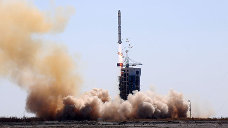 China launches satellite that would help counter natural disasters – state media