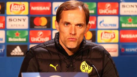 Borussia Dortmund manager Thomas Tuchel © Thomas Bielefeld