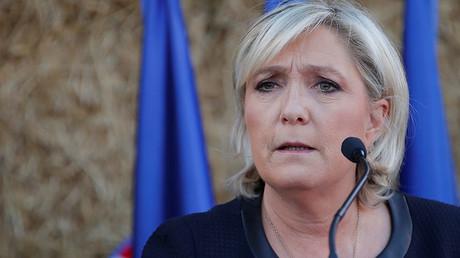 Marine Le Pen © Stephane Mahe