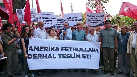 US 'politicians, bureaucrats & academics' caught in Turkey's failed coup attempt probe