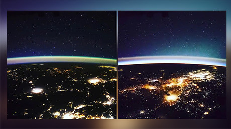 Electrical storm crashes over Earth in stunning ISS time-lapse (VIDEO)
