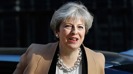 Britain's Prime Minister Theresa May © Stefan Wermuth