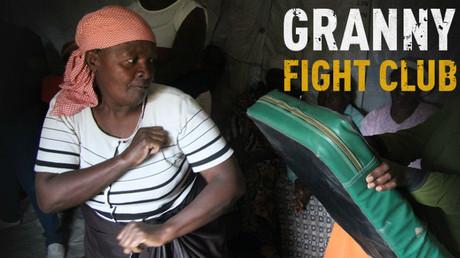 Granny fight club