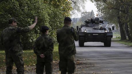 NATO military games on Russian border: 'Summer Shield' or 'Summer Sword'?