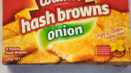 Hash browns recalled in the US over fears of golf ball contamination © Jill Ferry / Getty Images