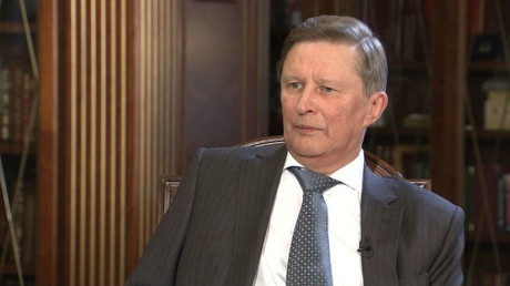 Sergey Ivanov - Russian presidential envoy for environment and transportation, who also served as Russia's Defence Minister and as the Kremlin's Chief of Staff