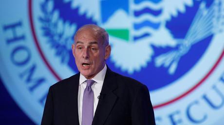 Secretary of Homeland Security John Kelly © Aaron P. Bernstein