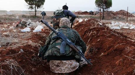 Al-Qaeda leader tells terrorists to prepare for long guerilla war in Syria
