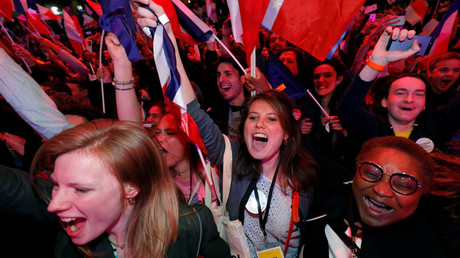 Believe it's a new French Revolution? Hold your horses