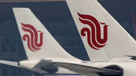 Air China reopens Pyongyang route despite political tensions, pressure from Trump