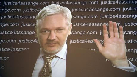 CIA chief Pompeo 'declares war on free speech' – Assange