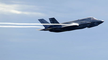 F-35 Lightning II © AFP