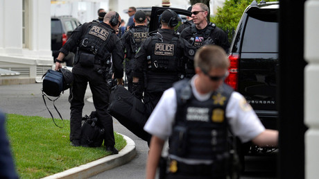 FILE PHOTO: Members of the Secret Service Counter Assault Team © Mike Theiler