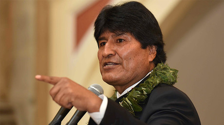 'Selfish, conceited mindset': Bolivia president to RT on US handling of N. Korea (EXCLUSIVE)