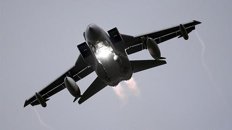 A Royal Air Force's Tornado © Russell Cheyne