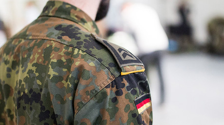 German Army officer disguised as Syrian refugee arrested over suspected attack plot