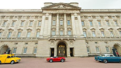 FILE PHOTO: Buckingham Palace, London, Britain © Dominic Lipinski