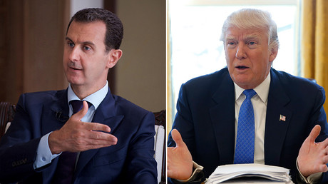 Trump is puppet of US 'deep state,' has no 'own' foreign policy – Assad