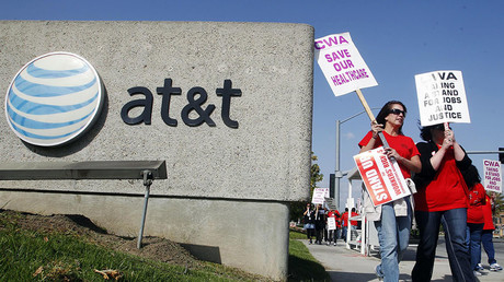 Nearly 40k AT&T workers go on strike after contract negotiations fail