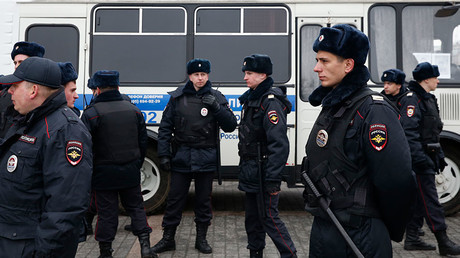 Khodorkovsky's Open Russia holds unsanctioned protests across country