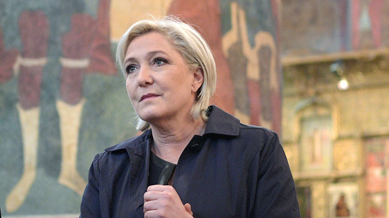 Most Russians want Le Pen as next French president, poll shows