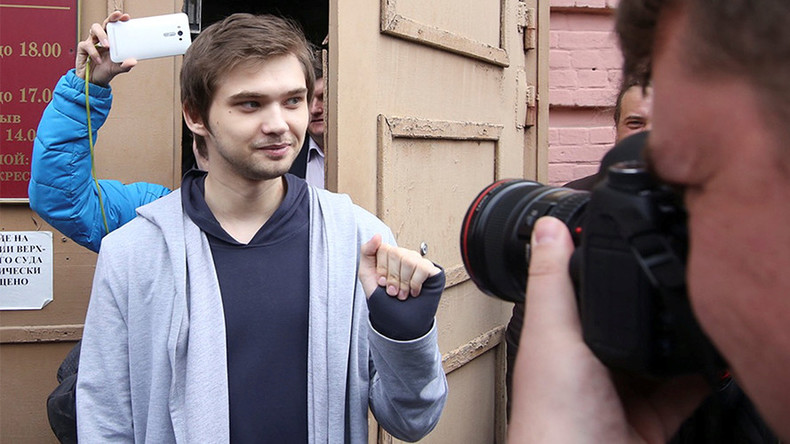 Russian 'Pokémon catcher' gets suspended sentence for mocking Christianity at church service