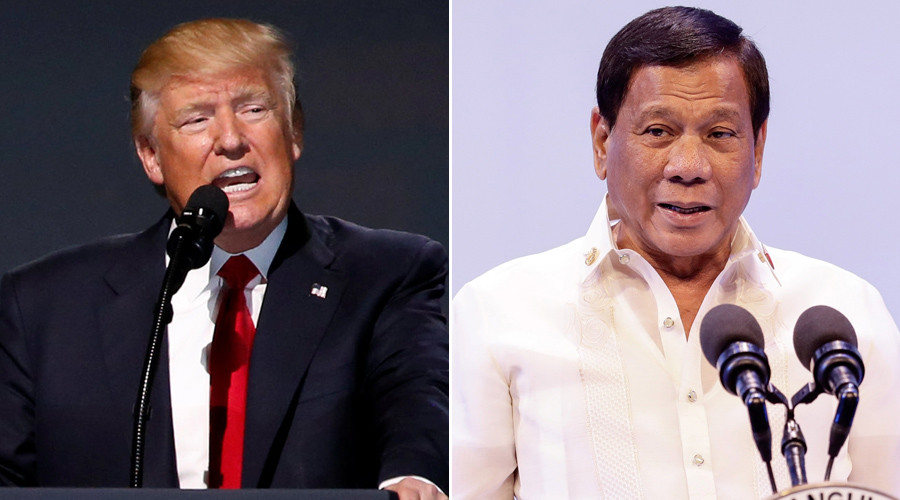 Trump breaches diplomatic protocol by inviting Duterte without telling State Dept.