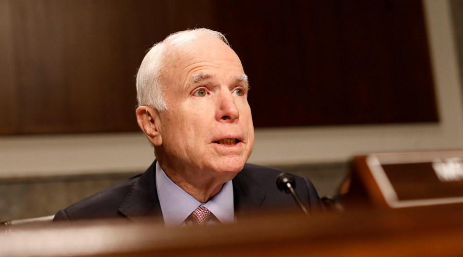 John McCain knows North Korea - unlike Iraq & Libya - is not 'low-hanging fruit'