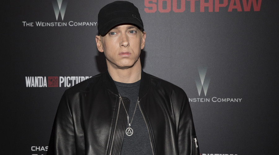 Eminem suing New Zealand political party for copyright infringement
