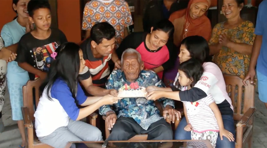 World's 'oldest person' dies at age of 146 in Indonesia