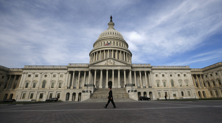 $1trn US budget pushes against Trump's wall and other initiatives