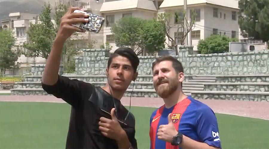 Lionel Messi's doppelganger found in Iran (POLL & VIDEO)