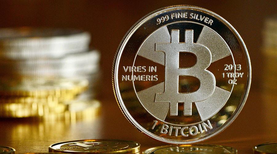 Bitcoin hits new record high on upsurge in global demand