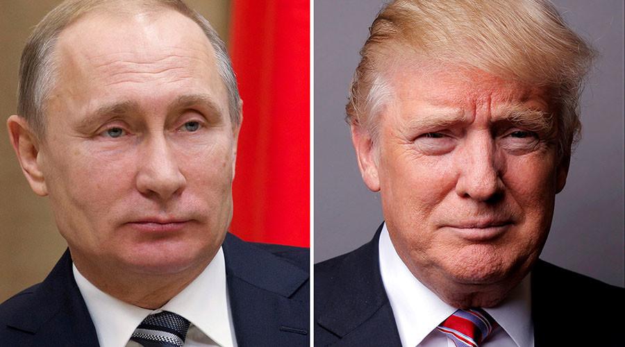 Trump, Putin hold 'constructive' talks on ending Syrian civil war