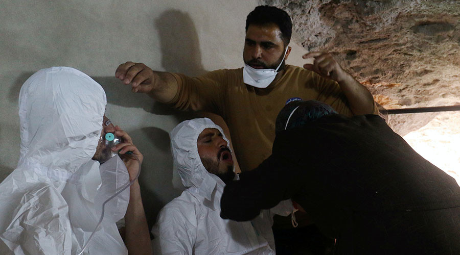 Investigation into Khan Sheikhoun:  Rules-based order tested by Western scheming