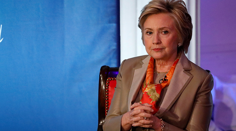 'One-off strike won't make a difference': Hillary Clinton criticizes Trump on Syria, N. Korea