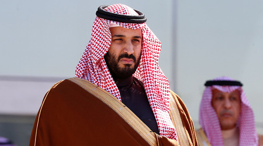 Saudi crown prince praises economic plan & promises huge investment