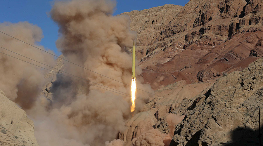 Iran attempts submarine cruise missile launch – US officials