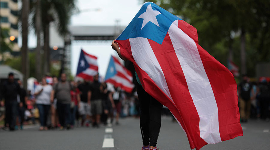 'Breaking point': Puerto Rico files for historic $70bn bankruptcy