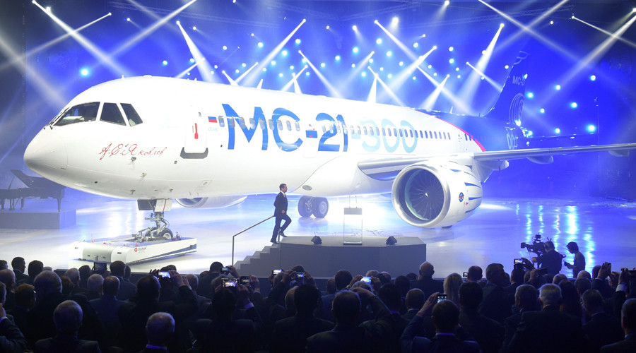 New Russian airliner set to take on Airbus and Boeing