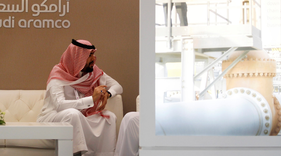 London wants to lure Saudi Aramco's $2 trillion IPO