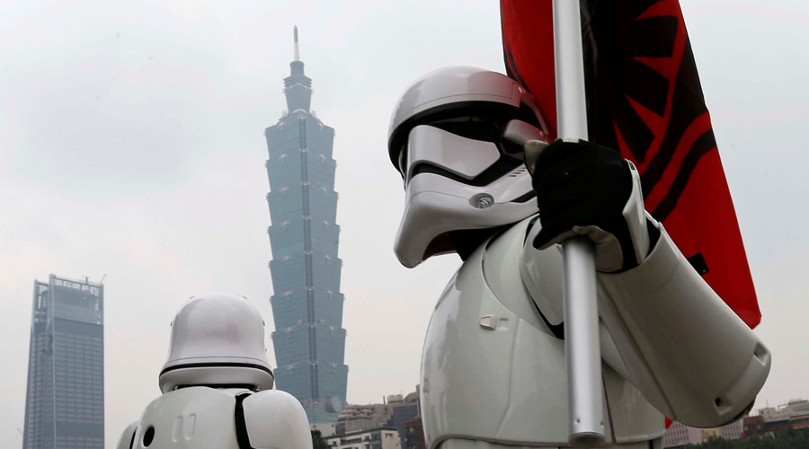 'May the fourth be with you': Star Wars lovers celebrate sacred fandom day