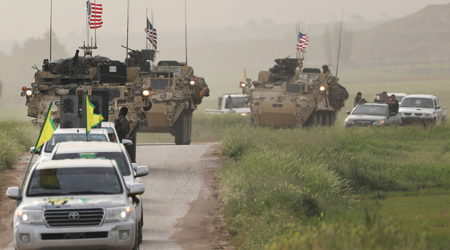 US troops could be 'accidentally' hit in strikes against Kurdish militants – Erdogan adviser
