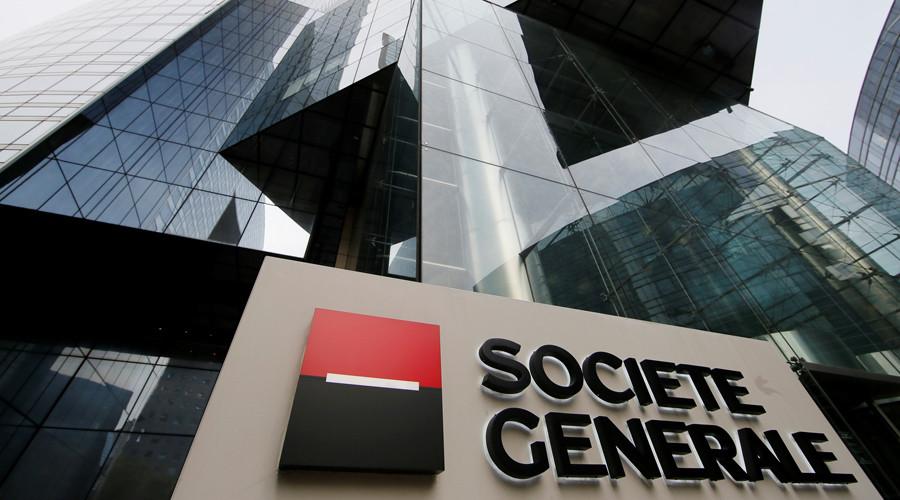 SocGen profit drops after $1bn dispute settlement with Libya