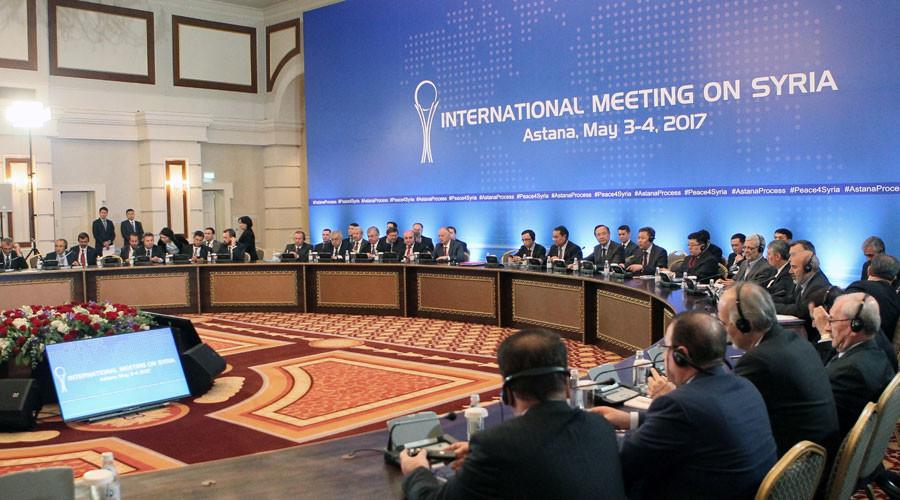 'Very good sign Syria 'safe zones' deal endorsed by Washington & UN envoy'