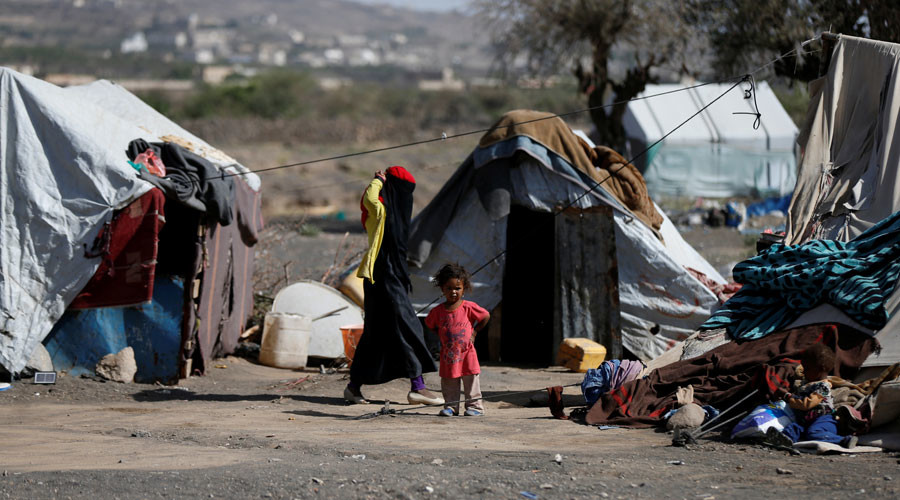 'Saudi aid to Yemen – camouflage to conceal war crimes'