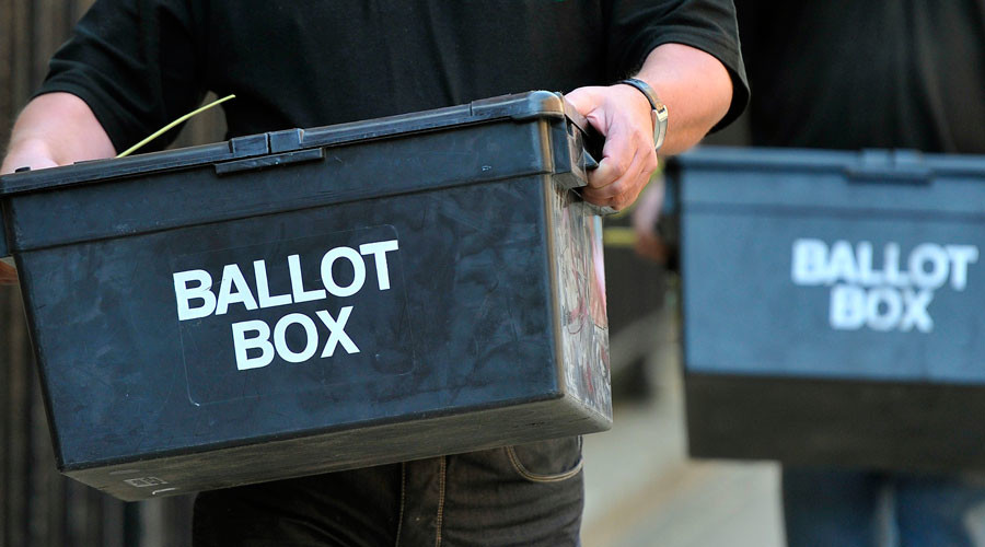 Tories smash Labour in local elections, UKIP obliterated
