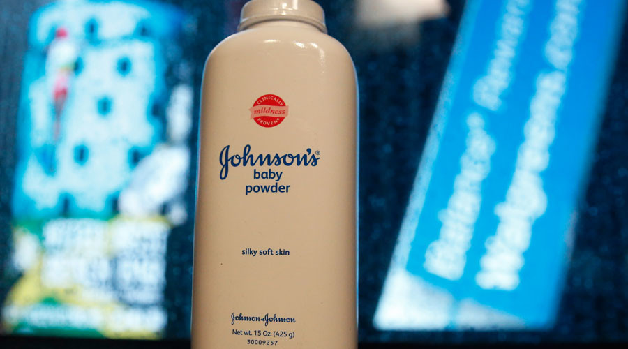 US pharma Johnson & Johnson loses $110mn talc cancer case