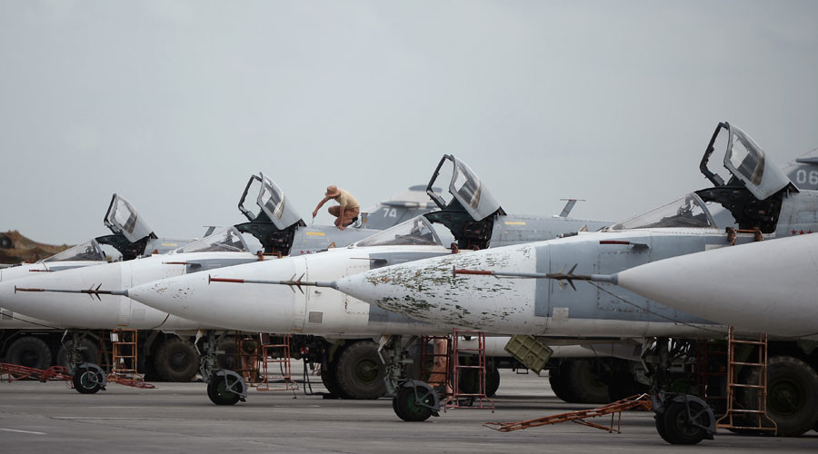 Deal on safe zones in Syria to come into effect 21:00 GMT on May 5 – Russian MoD